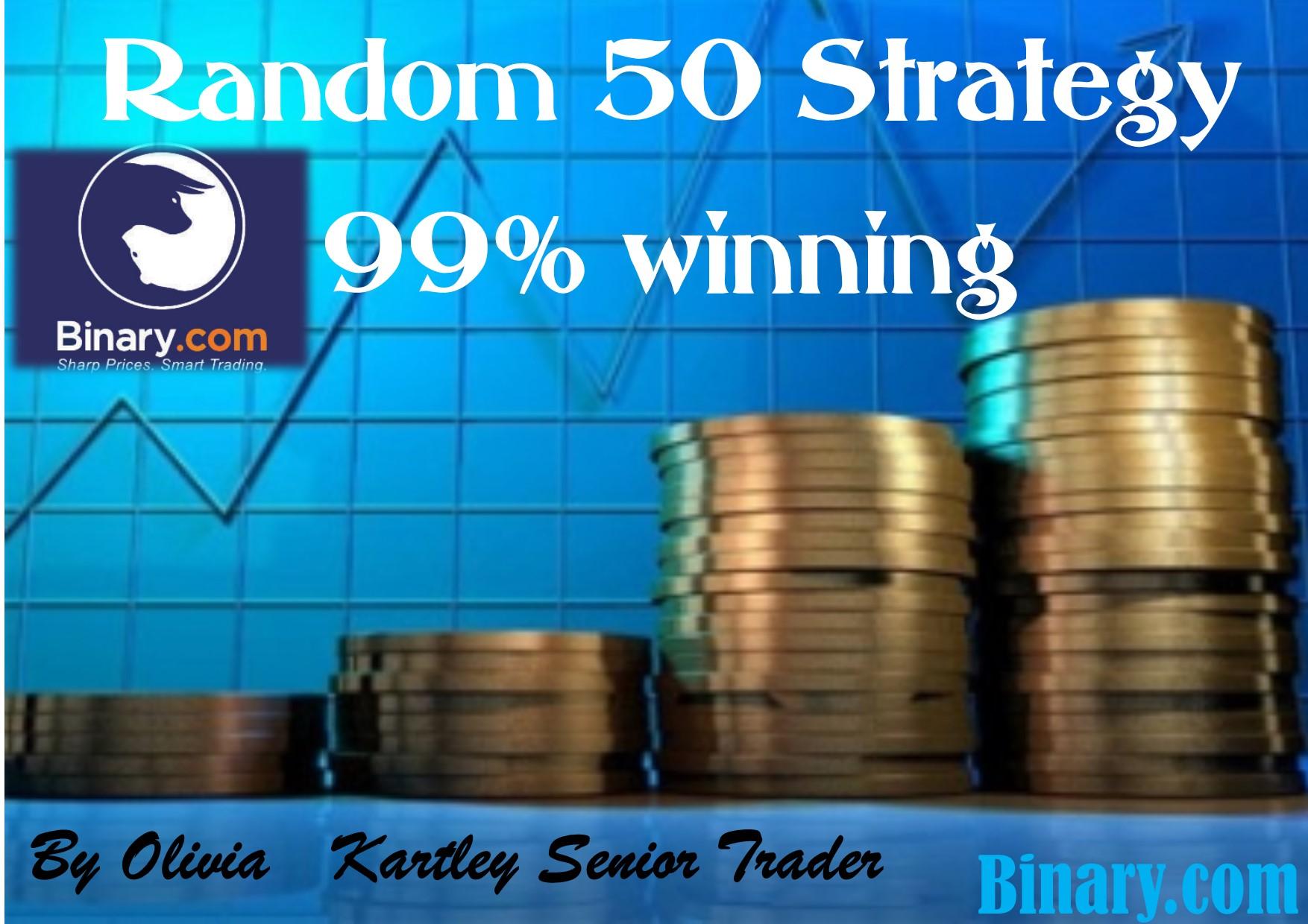 Binary Random 50 strat